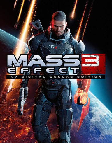 Mass Effect 3 Digital Deluxe Edition Free Download v1.05.5427.124