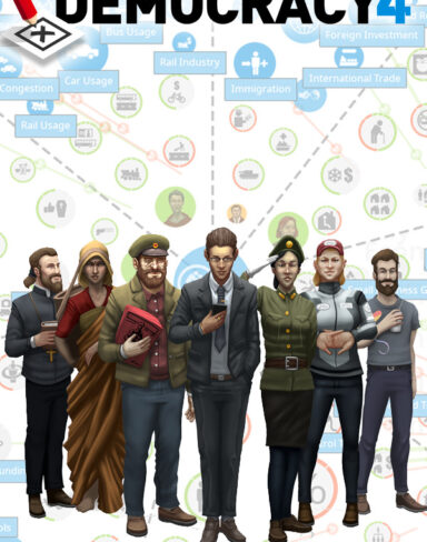 Democracy 4 Free Download v1.19