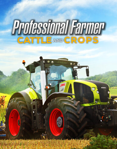 Professional Farmer Cattle and Crops Free Download v1.2.0.6