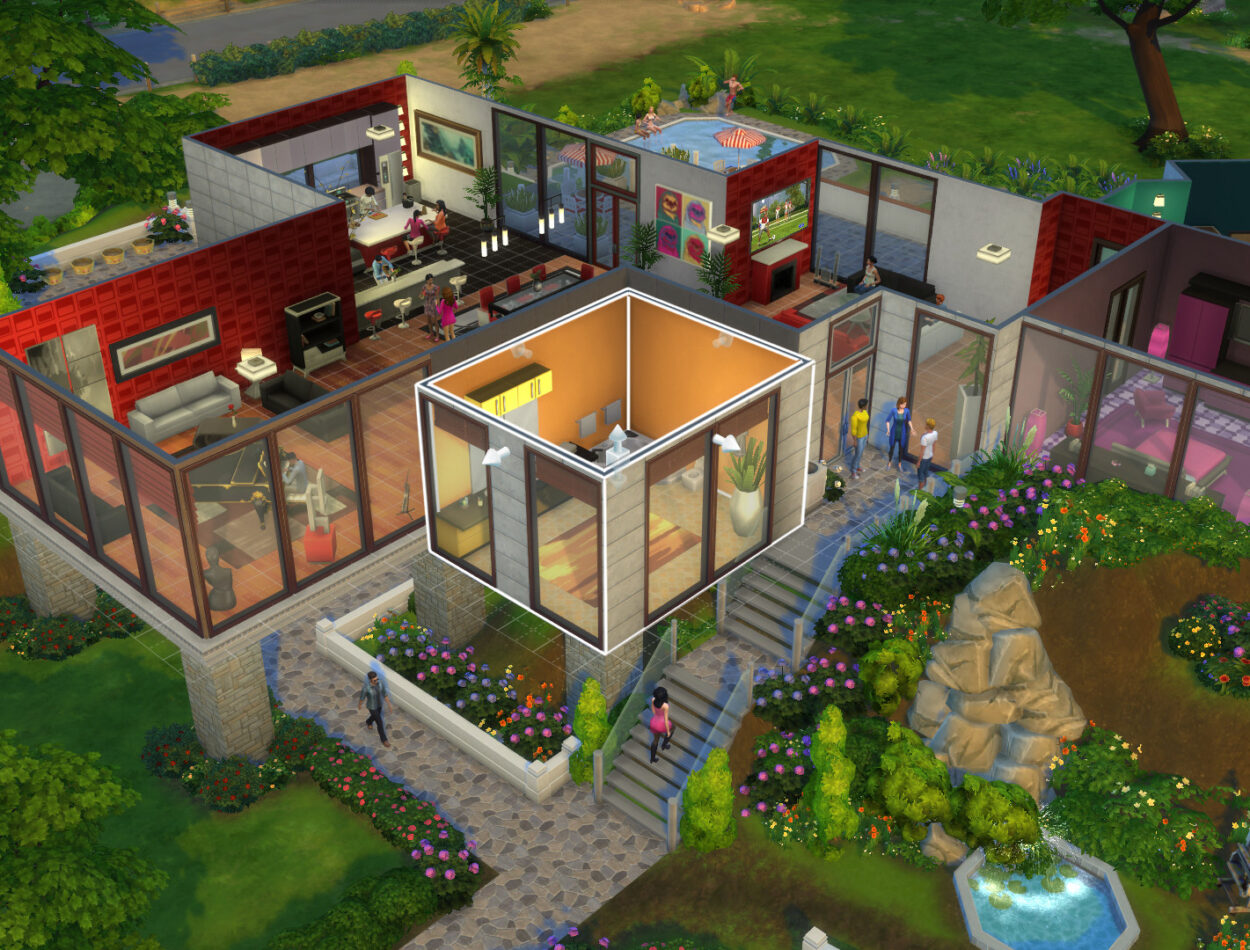 The Sims 4 For MAC Free Download v1.76.81.1020 - NexusGames