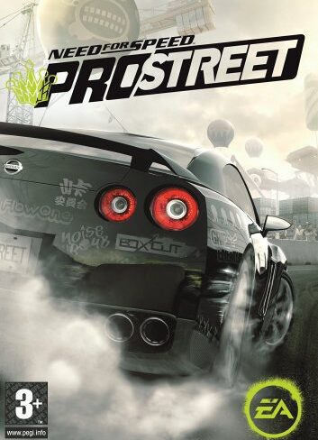 Need for Speed ProStreet Free Download v1.1
