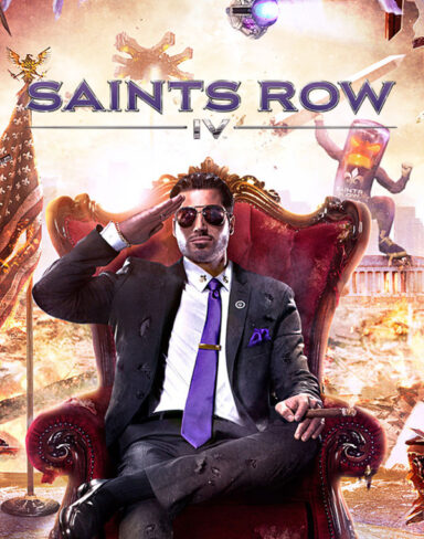 Saints Row IV Free Download Game of the Century Edition