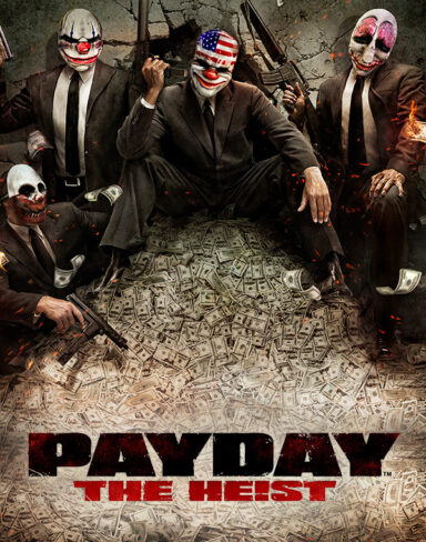 Payday The Heist Free Download Incl All DLC's