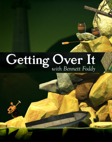 Getting Over It With Bennett Foddy Free Download v1.599