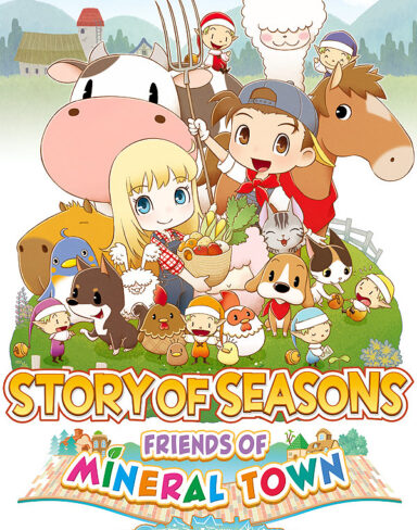 STORY OF SEASONS Friends of Mineral Town Free Download